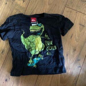 Toddler Boys Quicksilver shirt